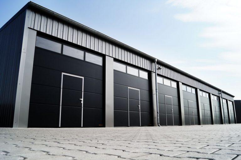 Brama garażowa antywłamaniowa Rzeszów