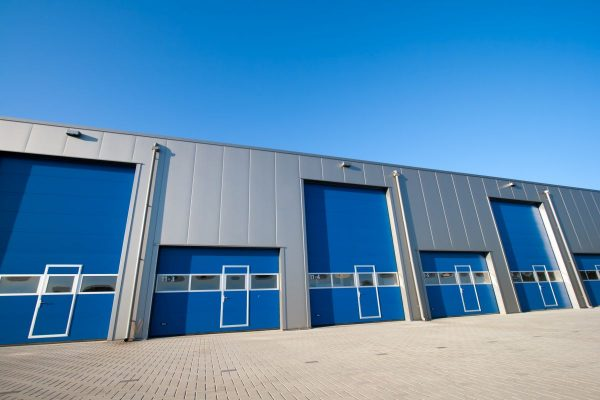 Industrialne bramy garażowe Rzeszów