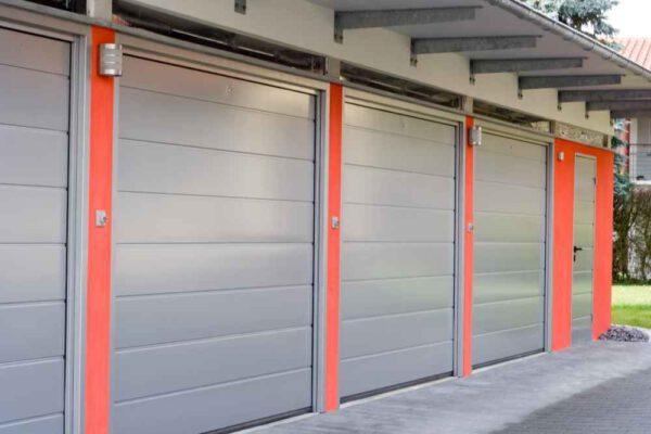 Brama garażowa zabezpieczająca Rzeszów